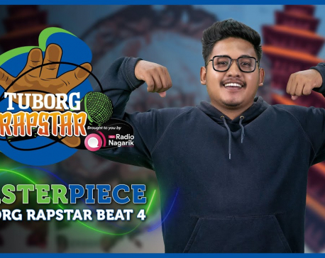Tuborg Rapstar's fourth winner drops 'Masterpiece'