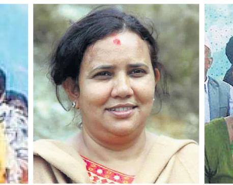 Five women mayor and deputy mayors to lead Syangja towns