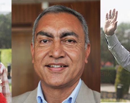 Election candidates vow to make Kathmandu model city