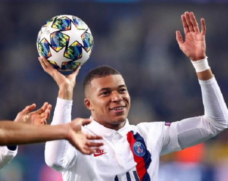 Mbappe proves his point with Champions League hat trick