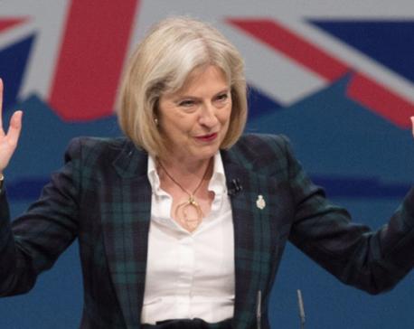 Halting UK's slide