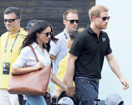 Meghan Markle & Prince Harry: practically engaged