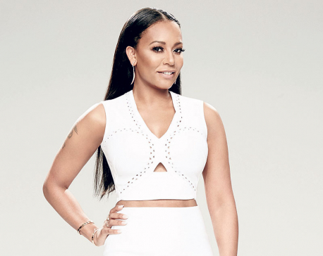 Mel B takes family on sun-soaked holiday