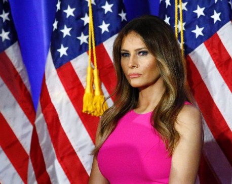 Melania Trump sues news outlets that said she was an escort