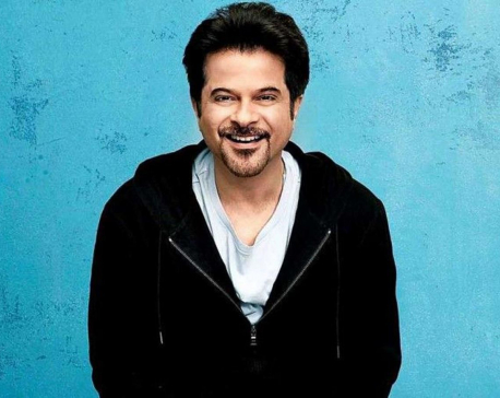 Want to fall in love again: Anil Kapoor