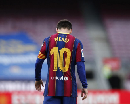 Messi to leave Barcelona due to 'financial obstacles' -club statement