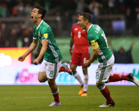 Mexico qualify for World Cup with win over Panama