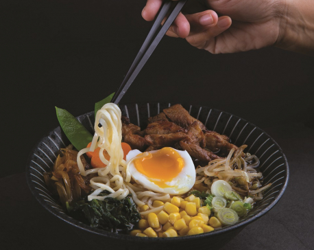 Three amazing noodle recipes