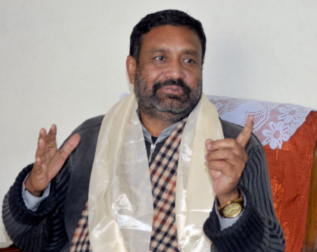 DPM Nidhi agrees to 'Madhesi martyrs' list of 68