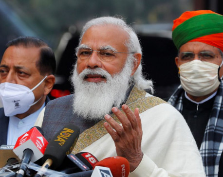 Indian PM Modi announces free COVID-19 vaccines for all adults