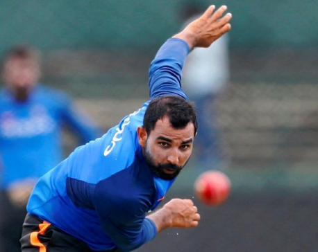 India recall pacemen Umesh and Shami for Australia ODIs