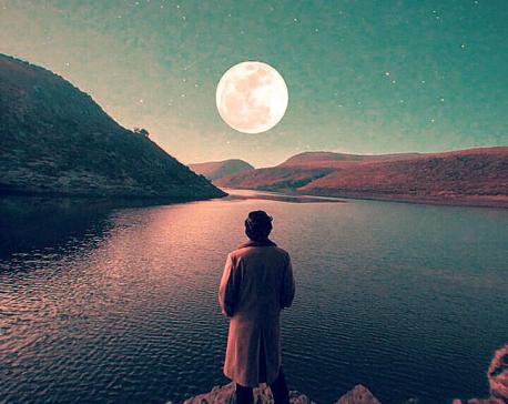 My calm Moon