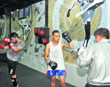 More on Muay Thai