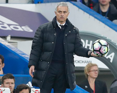 Mourinho demands respect as he resumes rivalry with Wenger