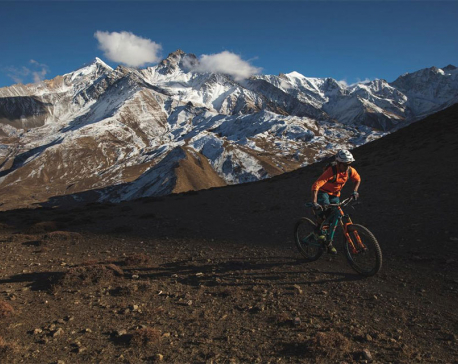 Self-Taught Nepali Mountain Biker Might Be Asia's Fastest
