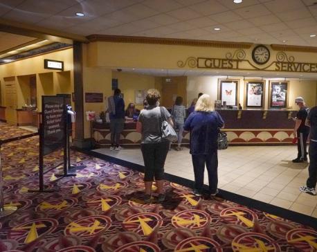 Movie theater trade group establishes COVID-19 protocols