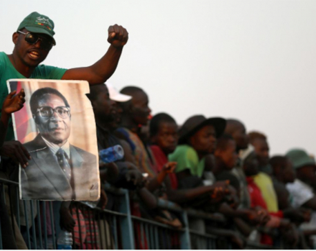 Zimbabwe's Mugabe to be buried at national monument on Sunday: family