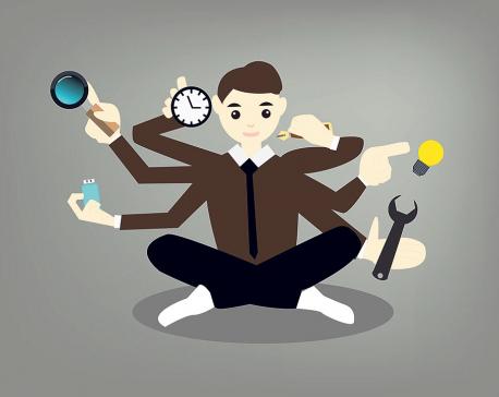 Mastering the art of multitasking