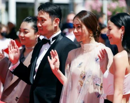 Murakami adaptation by Japan's Hamaguchi vies for Cannes awards