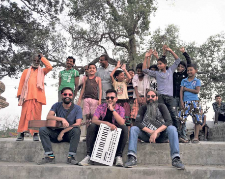 Fuzz Factory Productions to present the music of Janakpur
