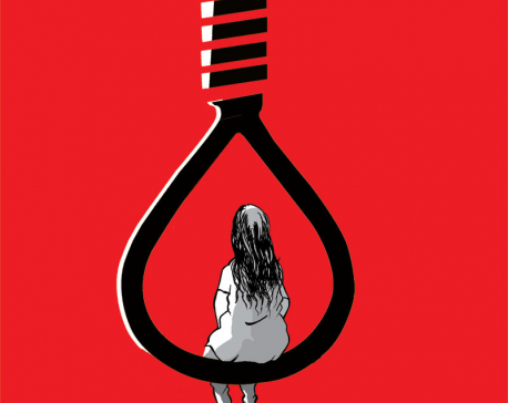 Teenage girl found hanging in Bhaktapur