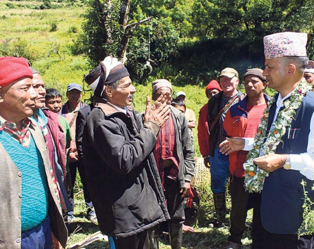 Whole village 'without' land ownership certificate