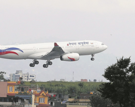 Two NAC planes bring medical supplies from China