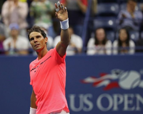 Federer and Nadal move within sight of landmark meeting