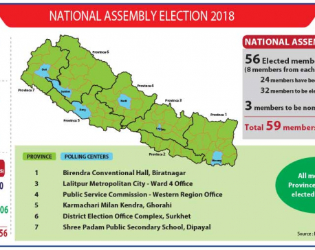 Upper house election today