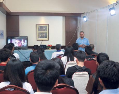 Nagarik Education and Career Fair 2017 concludes