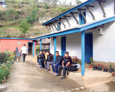 Homestay flourishing in Namje village