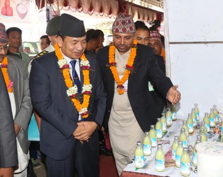 Vice President insists on modernization of agro sector