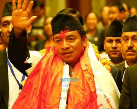Need to consolidate internal unity: VP Pun