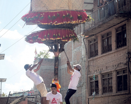 Narayan Jatra in Hadigaun (Photo feature)