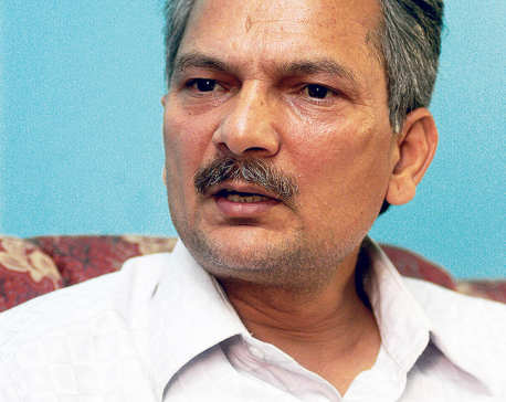 Bhattarai challenges govt to present plan for implementing policy and programs