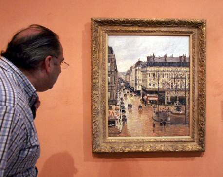 Appeals court rules Spanish museum can keep looted Nazi art