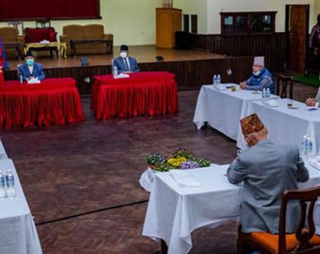 NCP Secretariat meeting put off for Sunday