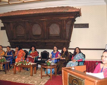 NDI demands 25 percent budget for women empowerment