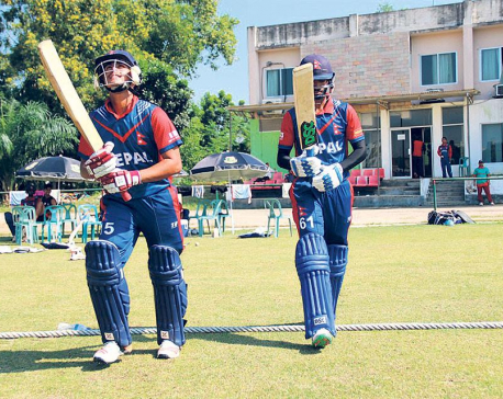 Nepal goes down to Tigers, again