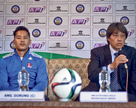 Nepal faces defensive crisis ahead of Azkals clash