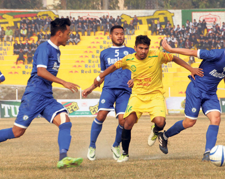 Three Star to face Nepal Police in final