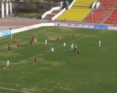 Kyrgyz defeats Nepal in AFC U-19 C'ship Qualifiers opener