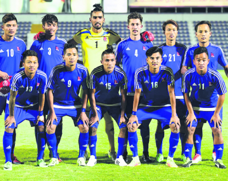 Nepal concludes AFC U-23 Championship Qualifiers without win