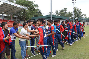 Nepal U-19 to play 3 match series with Bangladesh U-19