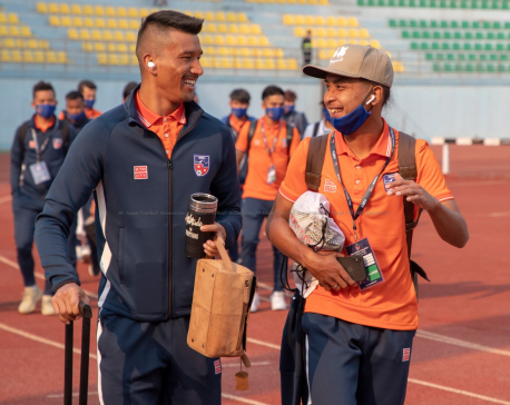 Three Nations Cup: Nepal and Kyrgyzstan locking their horns