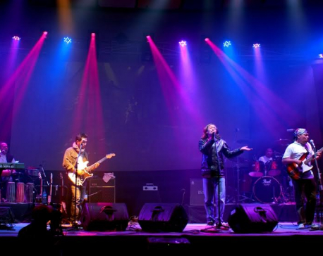Nepathya leaving for Europe tour tomorrow, to perform in Germany, Denmark