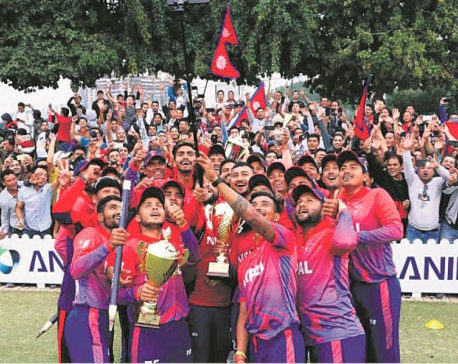 10 moments that defined Nepali cricket in the last decade