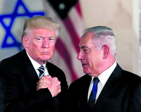 Trump versus peace