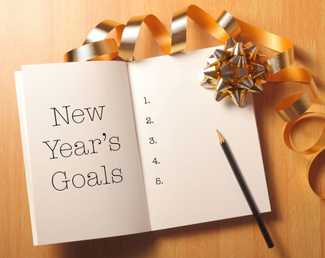 3 tips to make and keep your New Year's resolutions