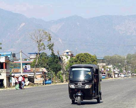 Mugling-Narayanghat contractors seek deadline extensions